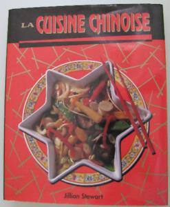 Livre de cuisine Chinoise