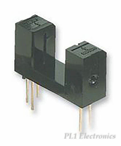 OMRON ELECTRONIC COMPONENTS   EE-SX4070   OPTO SWITCH, SLOTTED