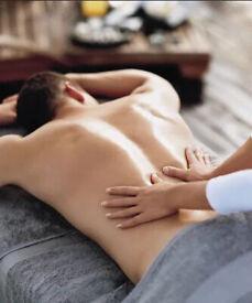 Relaxing massage in Wimbledon