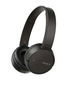 Sony WH-CH500 Stamina Wireless Headphones, Black