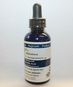 LOT of 3 - Premium Hair Loss Treatment - Azelaic Acid & Minoxidil (15% + 5%)