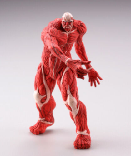 ATTACK ON TITAN REAL FIGURE COLLECTION WAVE 1 TRADING FIGURE - COLOSSAL TITAN