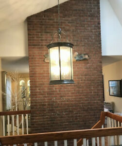 Cylinder fixture: our electrician will dismount it for buyer!