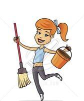 The Mop & Bucket Ladies