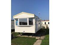 Static Caravan ** ABI Sunrise ** For Sale @ Cowden Holiday park East Yorkshire