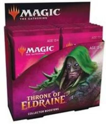 WOTC Magic the Gathering Throne of Eldraine Collector Booster Display SW