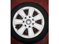 BMW Winter Wheels and tyres - full set