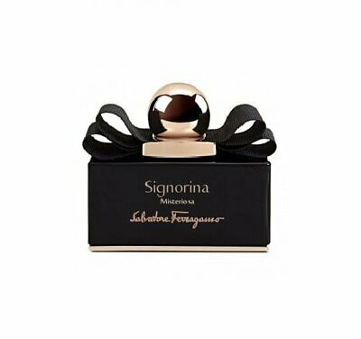 SIGNORINA Misteriosa by Salvatore Ferragamo 3.4 oz EDP Women Perfume NEW tester