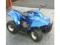 50cc automatic quad kids quad childrens motorbike crosser pit bike lt 50 pw mini moto moped 90 110
