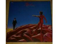 Hemispheres by rush vinyl