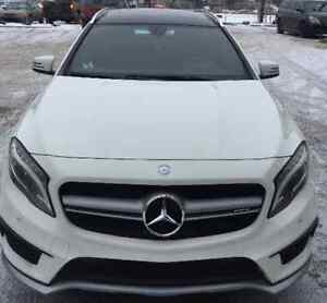 2015 Mercedes-Benz GLA 45 AMG Lease takeover