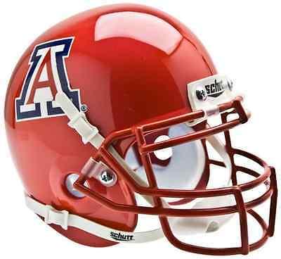 ARIZONA WILDCATS NCAA Schutt XP Authentic MINI Football Helmet - Ncaa Arizona Wildcats Helmet