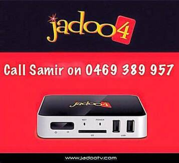 Jadoo 4 2015 Android HD Box, 0 Buffering with FREE DELIVERY& P/UP Baulkham Hills The Hills District Preview