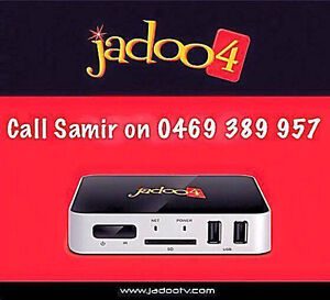 Jadootv 4Q 2017 $239 Android HDFree Pickup & Delivery Sydney Region Preview