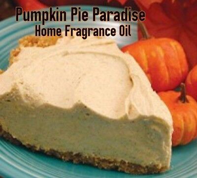 Эфирные масла Pumpkin Pie Paradise Home