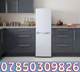 fridge freezer 5ft can deliver vgc