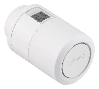 Danfoss Eco Programmierbarer Elektronischer Heizkörperthermostat Bluetooth