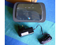 BT HOME HUB 3.0 WITH POWER SUPPLY.