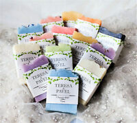 Wedding/Shower favors - 25 mini handcrafted soap for $40