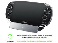 PS Vita Slim -- Read the description before replying to this ad!!