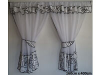 Voile Net Curtain - new