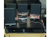 LG sound system