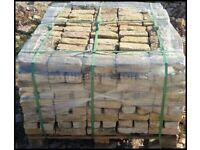 London Yellow Reclaimed Bricks 55mm | Pack of 600 Bricks | £430 (£0.71/Brick)