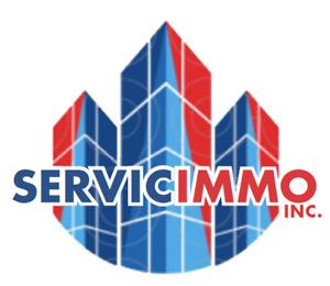 service aux immeubles