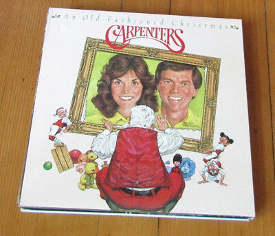 FREE 2for1 OFFER-Carpenters – An Old-Fashioned Christmas : A&M Records – SP 32