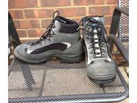 Scarpa mens walking boots - size 10 1/2.