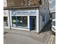 Prime location shop to let on A59 High Street Starbeck, Harrogate, North Yorkshire
