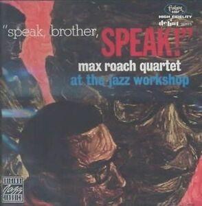 NEW speak, Brother, Speak' (Audio CD)