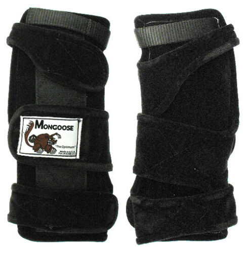 Mongoose Optimum Right Handed Bowling Glove Black