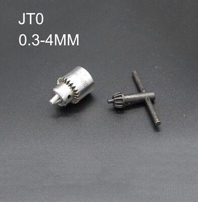 Mini Electric Drill Chuck 0.3-4mm Jto Taper Mounted Lathe Chuck For Mini Lathe