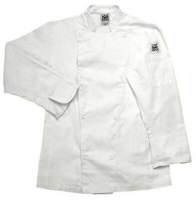 Chef Revival Ladies Knife Steel Jacket - X Small - Item Lj027-xs - Brand New