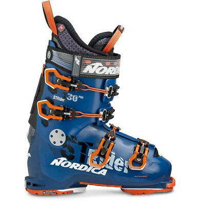 Scarponi Sci All Mountain Freeride NORDICA STRIDER PRO 130 DYN 2018 / (All Mountain Freeride Boot)