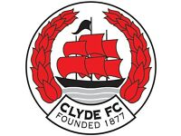 Match Day Volunteers - Clyde FC Fixtures at Broadwood Stadium