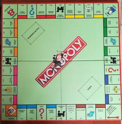 Monopoly España Hasbro 01610 Compra Online En Ebay