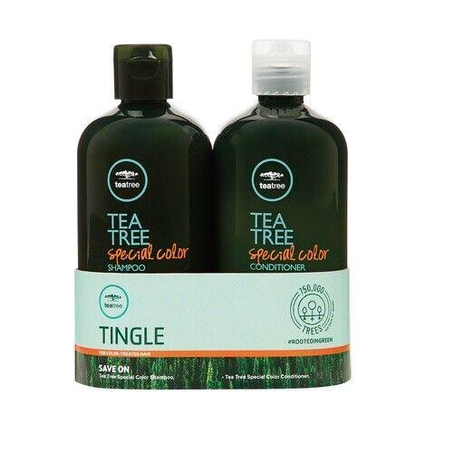 **NEW** Paul Mitchell Tea Tree Special Color Shampoo Conditi