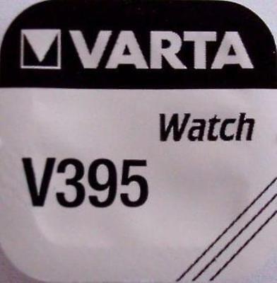V395 , SR927SW (395) BATTERIE KNOPFZELLE 1,55V. VARTA WATCH
