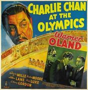 Charlie Chan Movie Poster