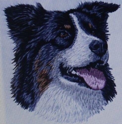 Australian Shepherd Dog BATHROOM SET Beige HAND TOWELS Personalized