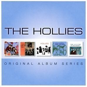 THE HOLLIES 5CD NEW Stay With/In Style/Hollies/Would You Believe?/For Certain