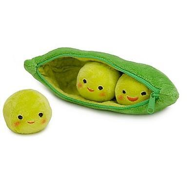 """Disney Authentic Toy Story 3 Peas in a Pod Plush 8"""" Long Toy Boys Girls Gift NEW"""