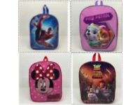 Back to school Large Character Back packs Brand new with tags