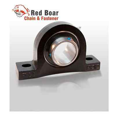 1 12 Pillow Block Bearings Ucp208-24 Qty 2 Quality Cast Iron Solid Base