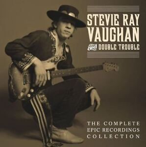 STEVIE RAY VAUGHAN, COMPLETE EPIC RECORDING  COLLECTION Kitchener / Waterloo Kitchener Area image 1