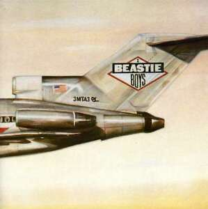BEASTIE BOYS - LICENSED TO ILL [CD NEW]