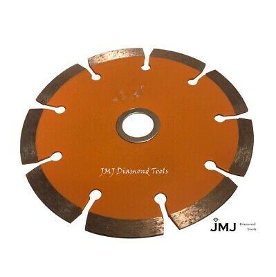 4-inch Segmented Diamond Blade For Cutting Concrete Brick Stone Multi-purpose