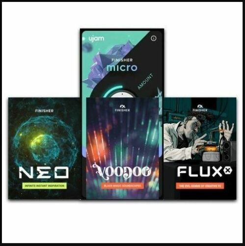 VST Plugin | Finisher Collection Bundle VST, AAX, x64 2020 Plug-ins WIN PC
